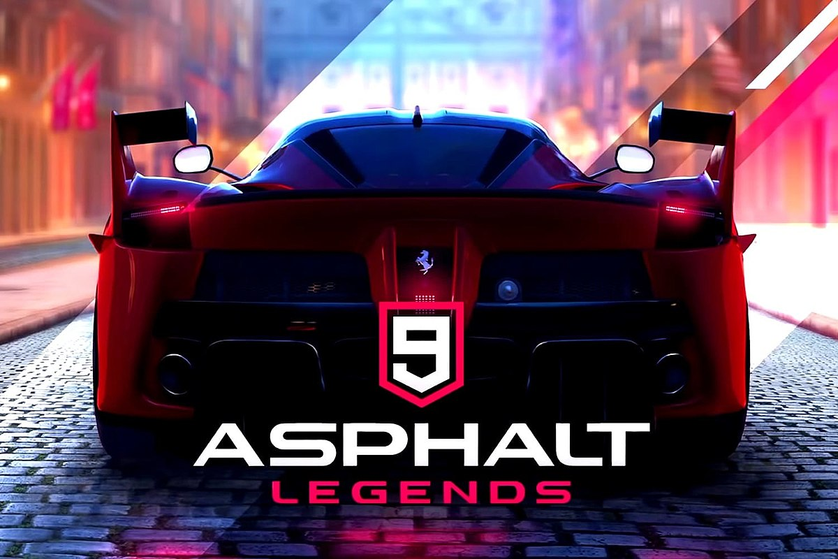 Asphalt 9 Legends for Windows