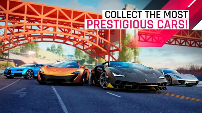 Collect cool cars