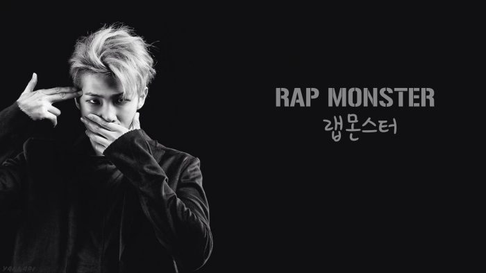 RM Black Wallpaper