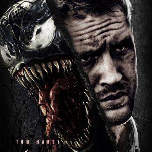 Venom as tom hardy