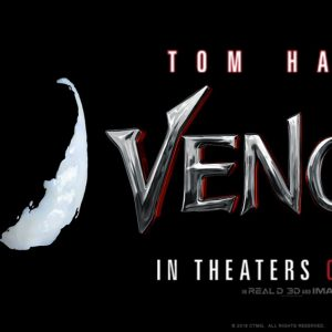 Venom movie release