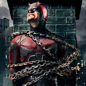 Daredevil season 2 vs punisher