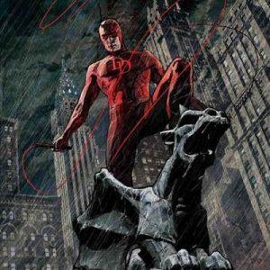 Daredevil looking down
