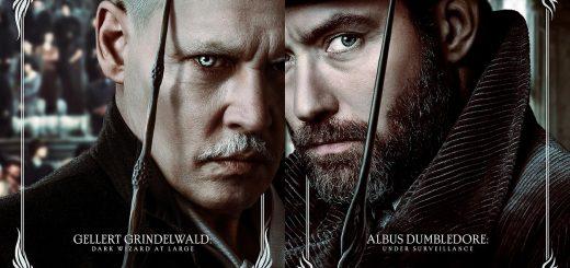 Dumbledore vs grindelwald