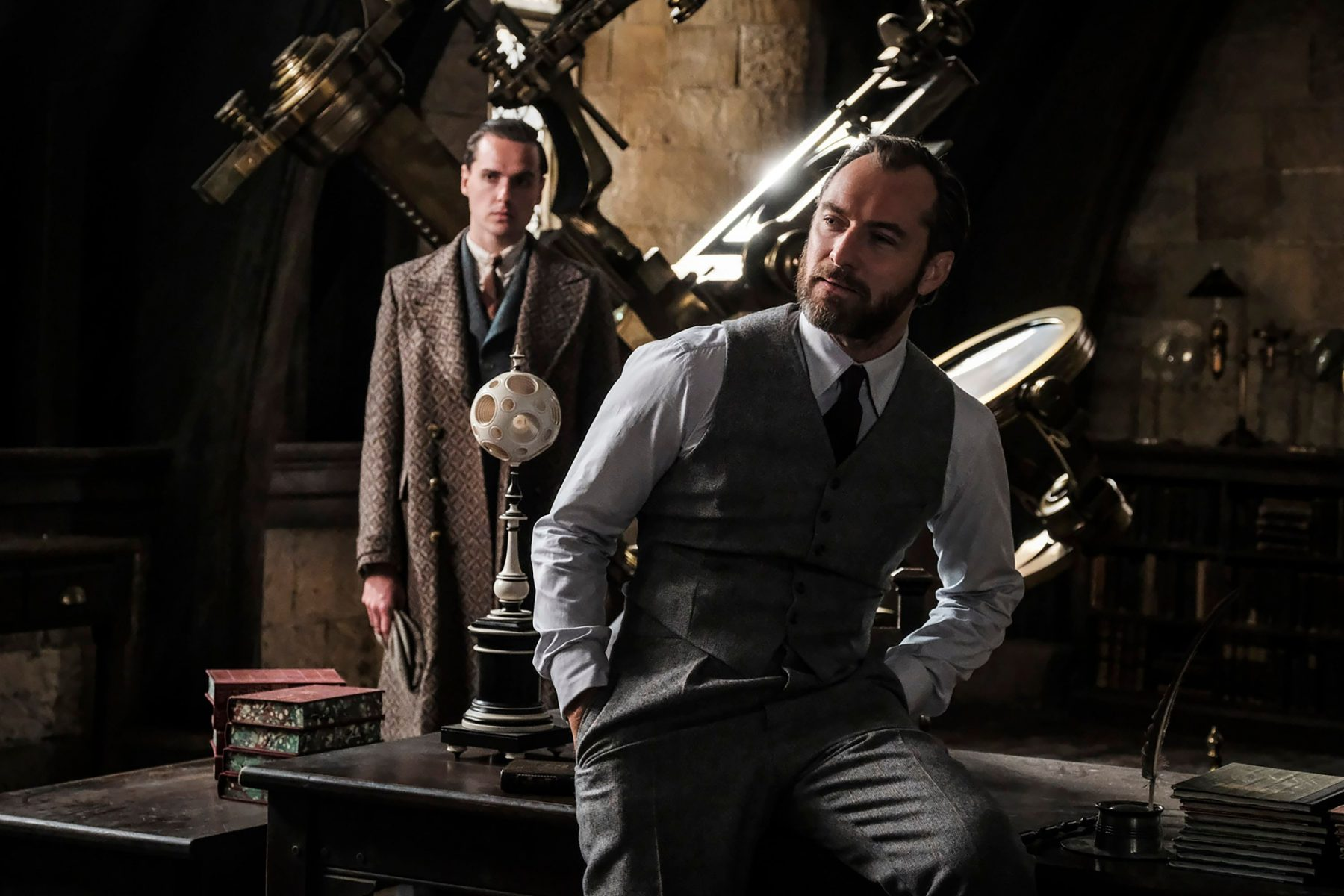 Fantastic Beasts The Crimes Of Grindelwald Hd Sceen
