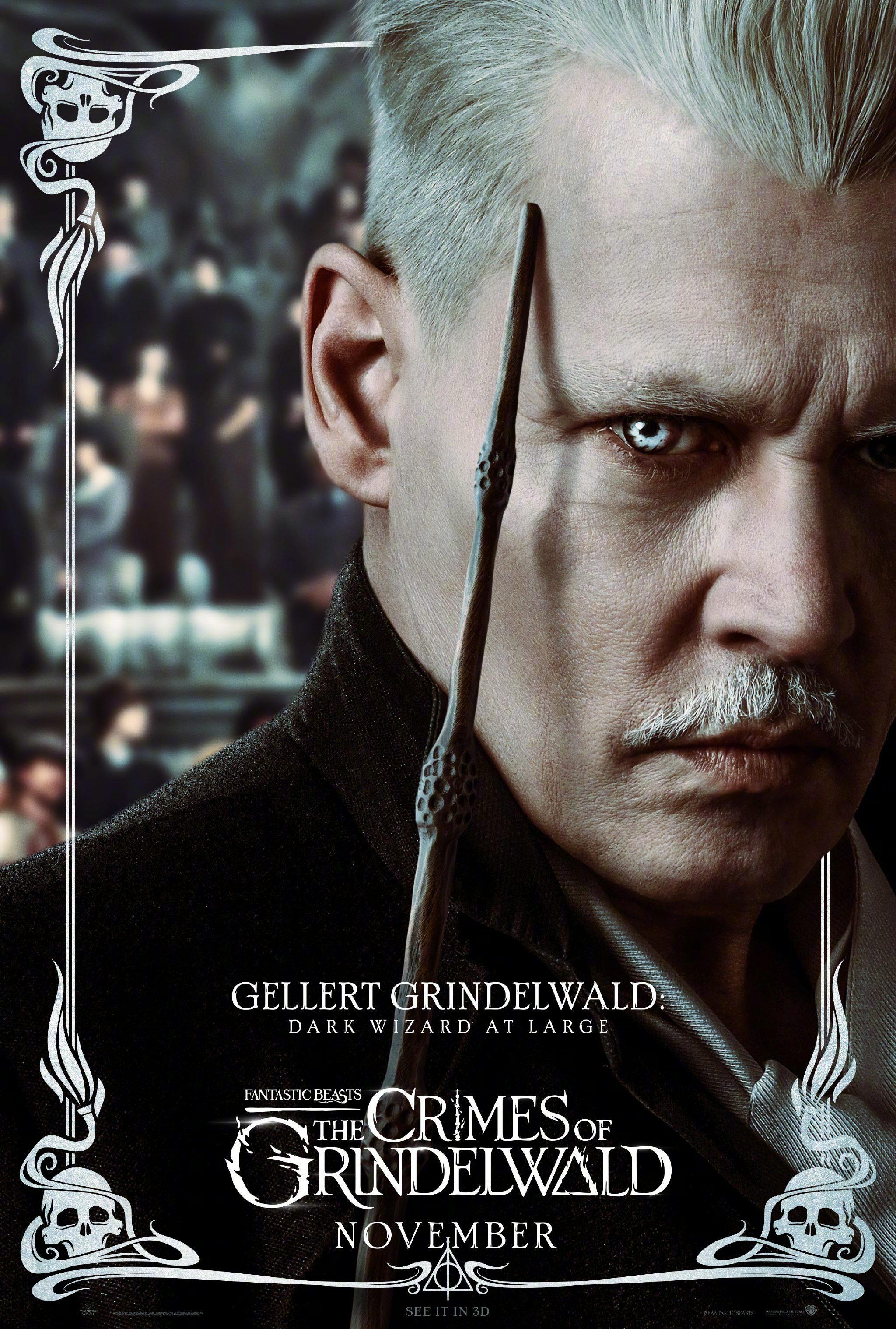 Download Fantastic Beasts The Crimes Of Grindelwald