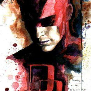 Daredevil double d