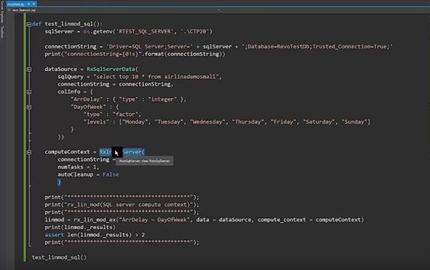 Sql terminal code