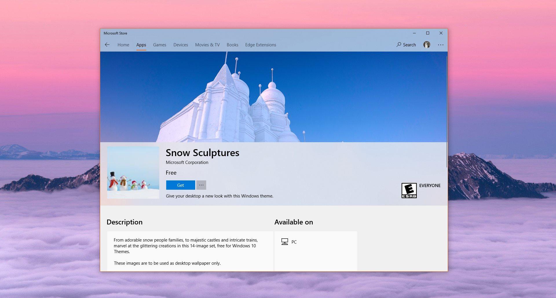 Windows 10 Wallpaper Pack: Microsoft Releases Three New Wallpaper Packs For Windows