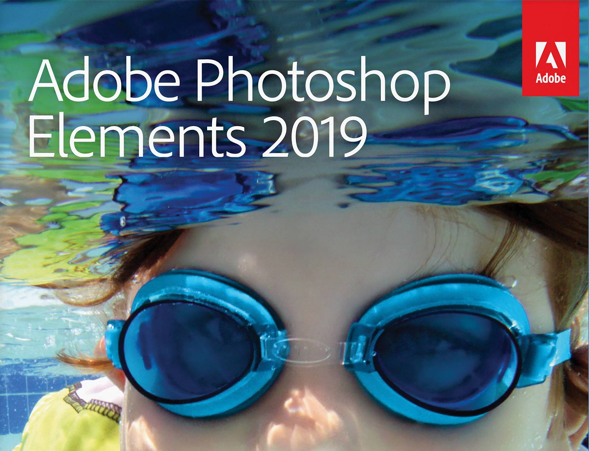 Adobe Photoshop Elements 2019 Official Logo