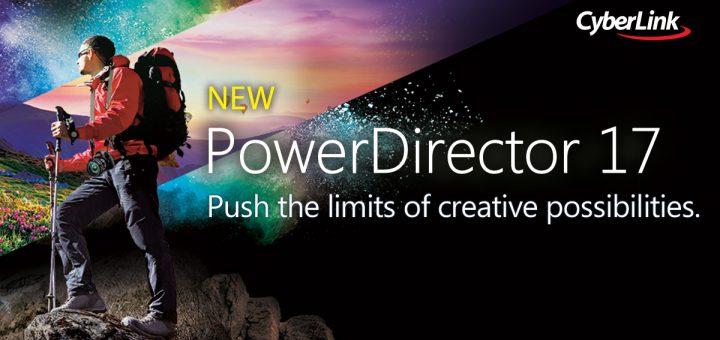 Powerdirector 17 official logo
