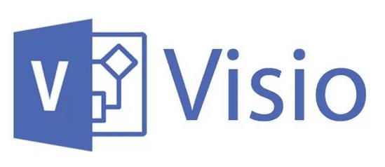 Visio Standard 2019 Logo