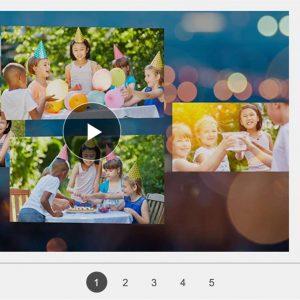 Auto create slideshow