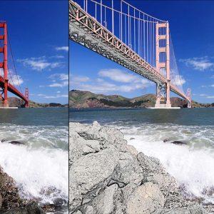 Compare photos