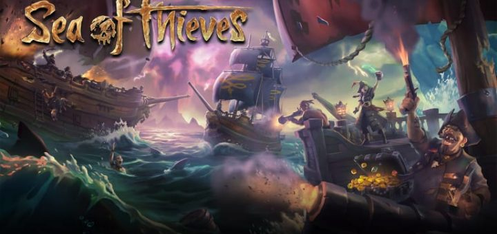 Sea of thieves official logo