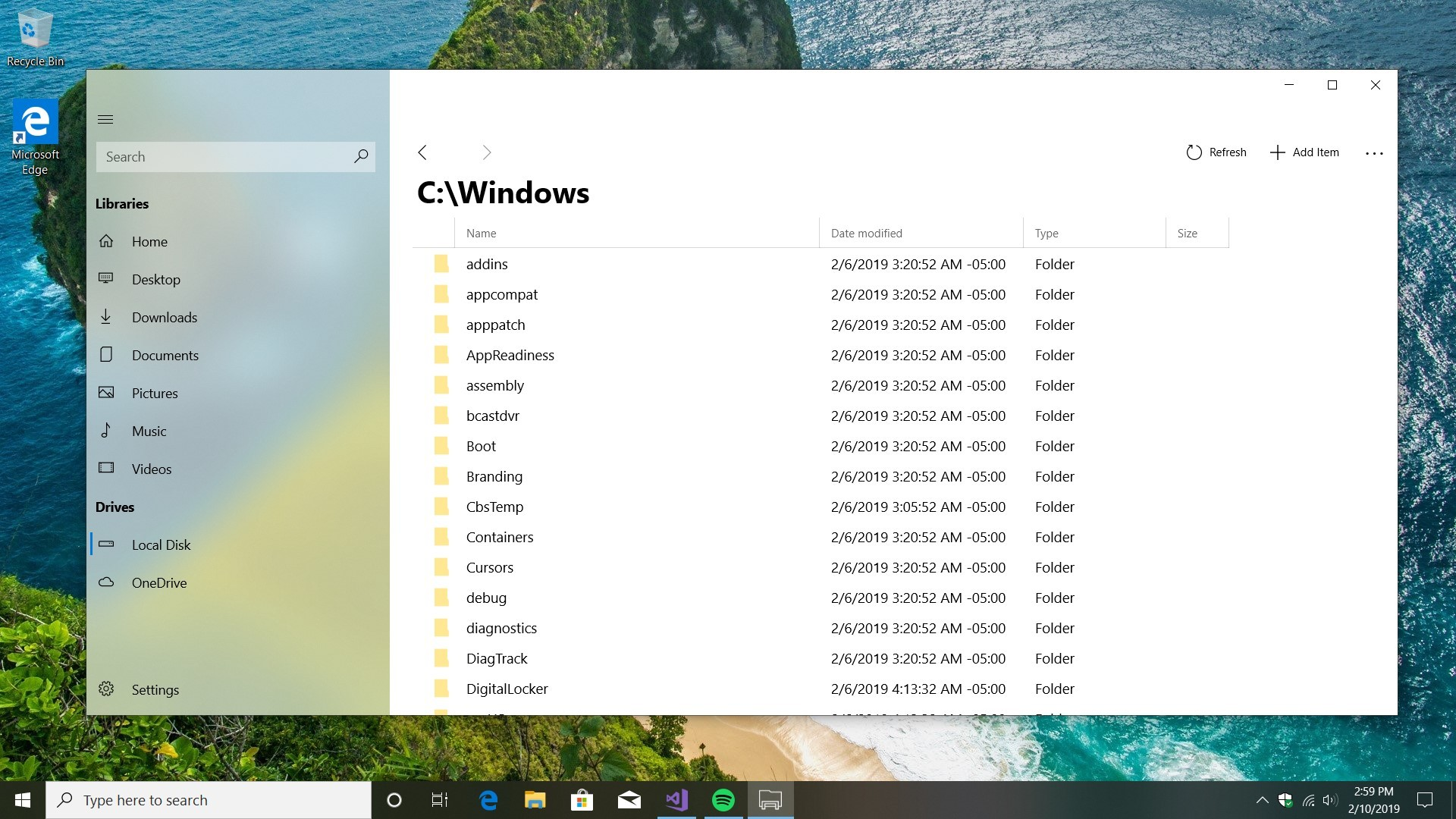 Best file manager windows 2019