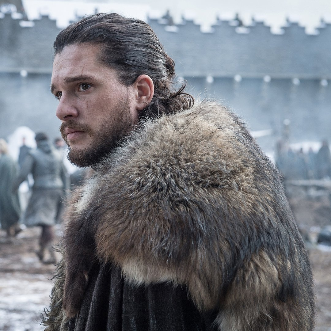 Jon Snow Season 8 Wallpaper Windows Mode
