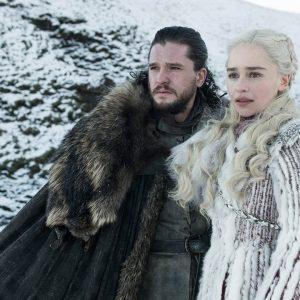 Jon snow loves daenerys targaryen cute season 8 romance