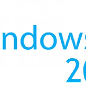 Windows Server 2019 Official Logo
