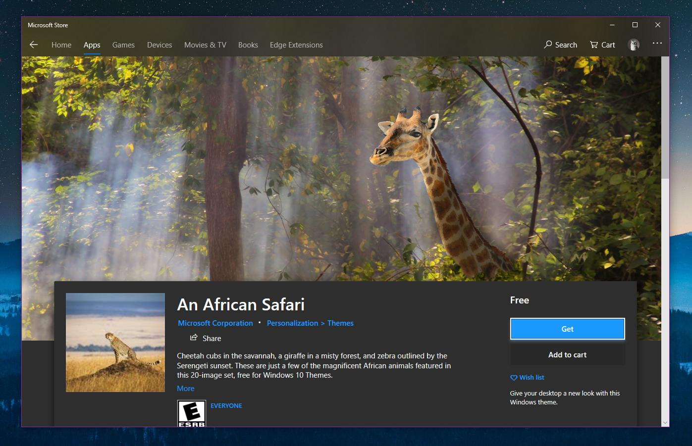 best windows 10 themes free download