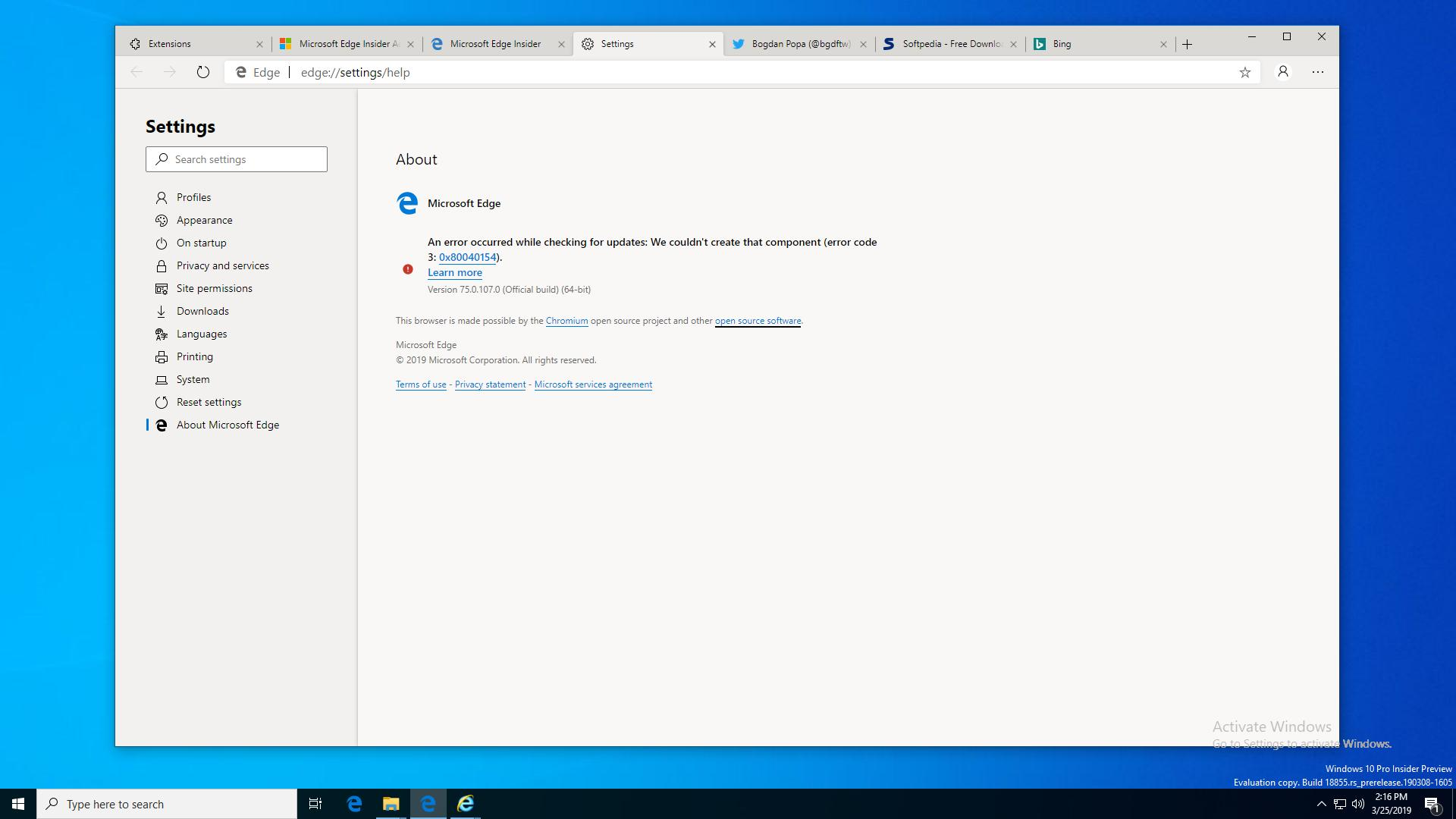 download microsoft edge windows 7