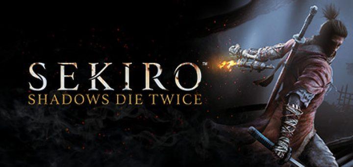 Sekiro shadows die twice official logo