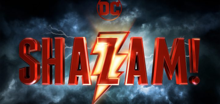 Shazam logo wallpaper
