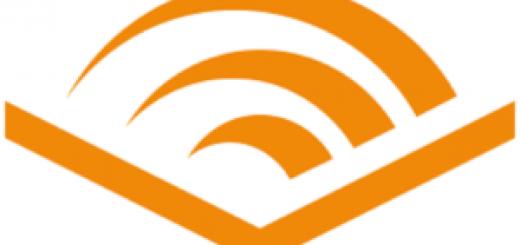 audible official logo