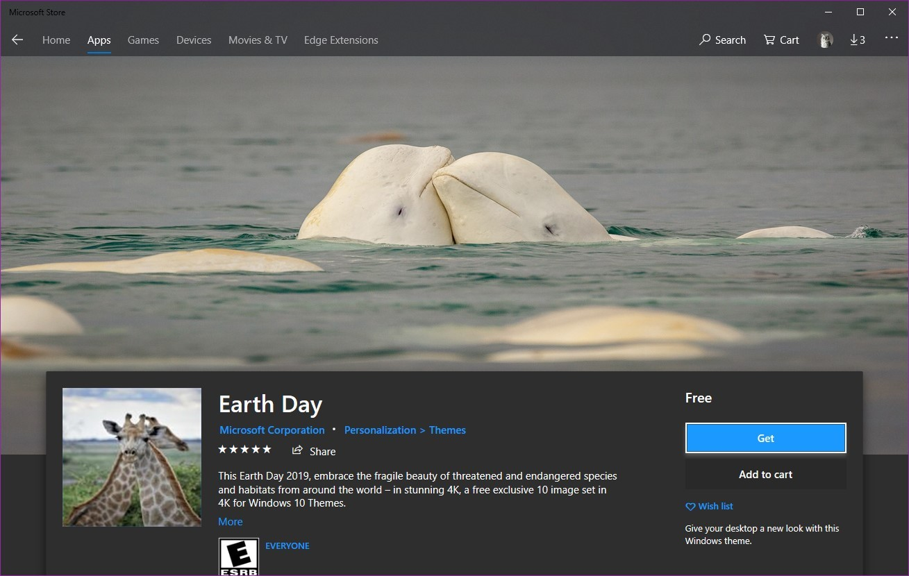 Microsoft releases a 4k wallpaper pack for windows 10 - Windows 10 4k wallpaper pack ...