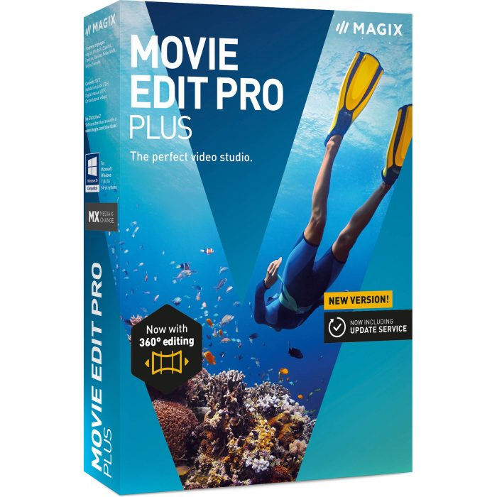 Movie Edit Pro Plus Logo