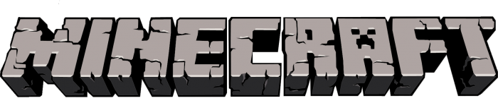 Official minecraft logo