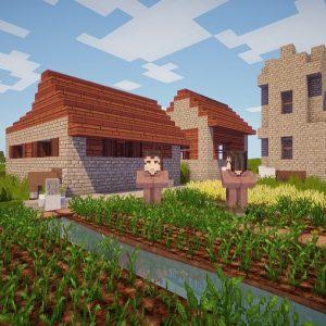 Minecraft hd screenshot