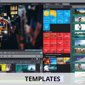 Movie edit pro plus templates