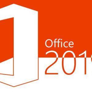 Microsoft Office 2019 Logo
