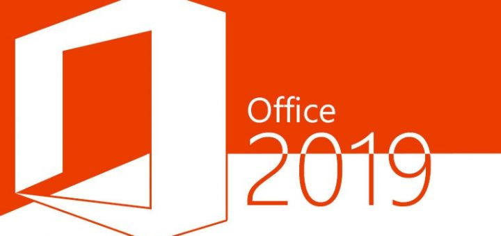 Official office 2019 logo