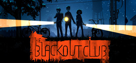 The blackout Club game official logo