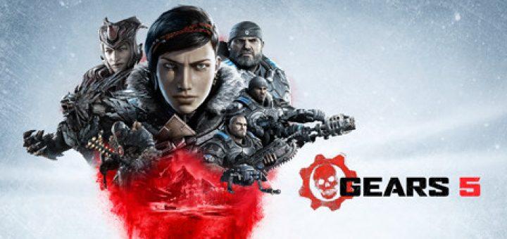 Gears 5 official logo
