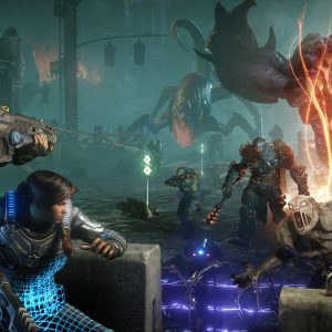 Gears 5 pc gameplay screenshot