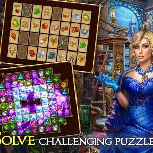 Hidden city different puzzles