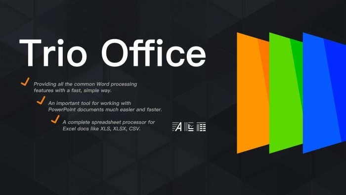 Trio Office Suite Logo