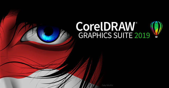 CorelDraw 2019 Official Logo
