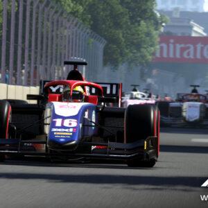 F1 2019 gameplay graphics
