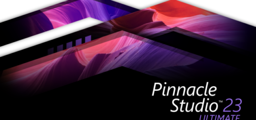 Pinnacle Studio 23 Ultimate Official Logo