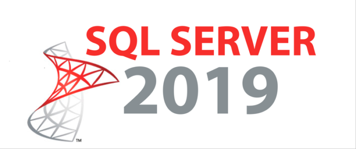SQL Server 2019 Official Logo