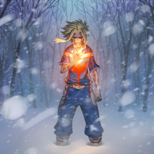 All might iphone