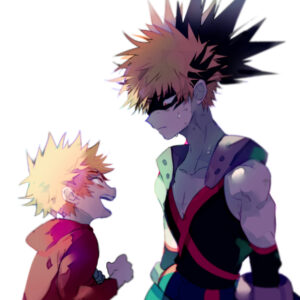 Baku quirk young and older