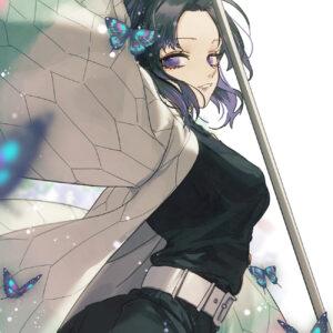 Shinobu awesome wallpaper