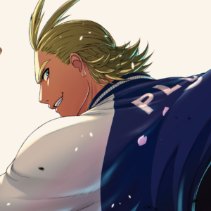 Youthful allmight