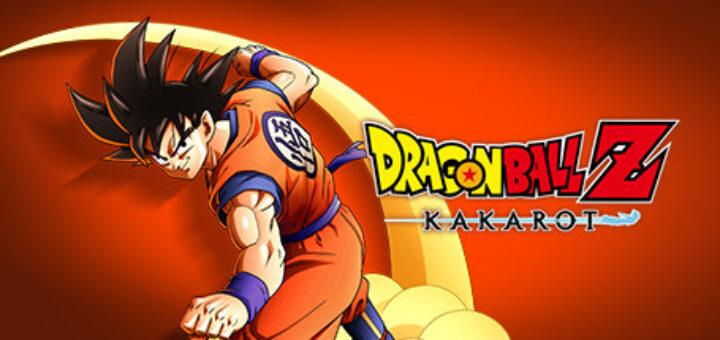Dragon ball z kakarot official logo