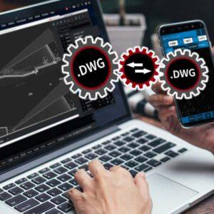 DWG format files